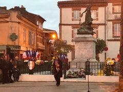 Muret: cérémonie du 11 novembre