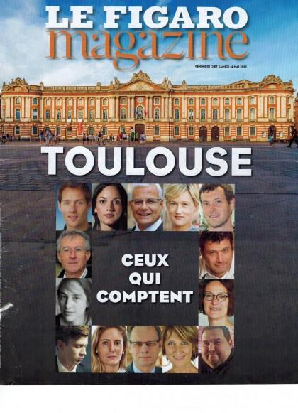 Ceux qui comptent - portrait dans Le Figaro Magazine